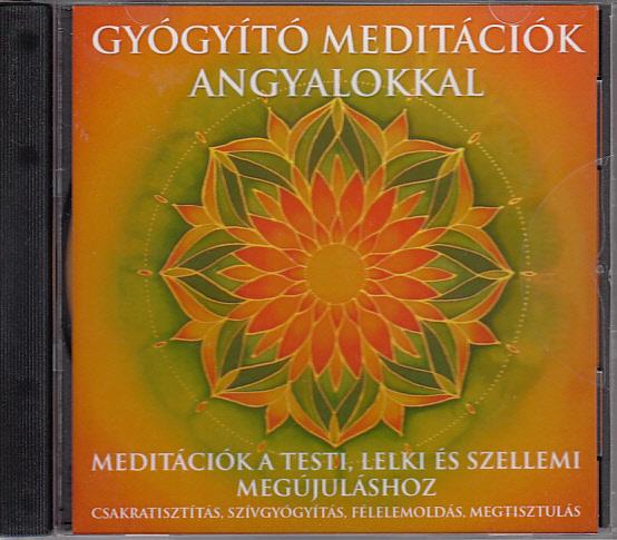 Gyógyító meditációk angyalokkal CD