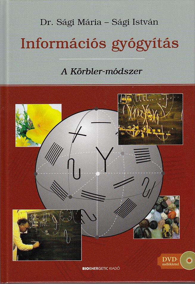 Információs gyógyítás + DVD